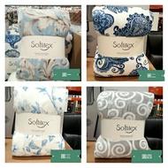 【漫時光】Softitex 印花雙人毯 233*248cm 毯子 保暖毯 / COSTCO 好市多代購