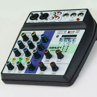 COD AUDIO MIXER MINI ASHLEY SPEED UP4 Mixer audio mini
