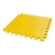 Costco 好市多線上購(直寄已含運) 3M 安全防撞巧拼地墊 45*45cm - 黃色