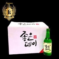 Good Day Original Soju (20 x 360ml)**Free Delivery within 3 working days**