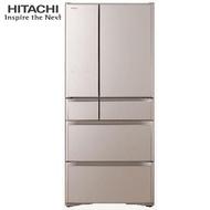 「最豪禮」HITACHI 日立 RG680J 冰箱 琉璃金 676L 六門日本製