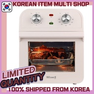 [WISWELL🇰🇷] Inside Visible Air Fryer 10L WA8010/ Compact Oven/ Compact Kitchen/ Modern Air fryer/ Safety Air fryer/ I cook's 10L Air fryer/ Korea Airfryer/ K-food/K-Kitchen/ mini fryer/ free shipping