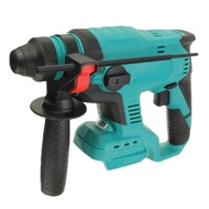 Impact Drill Without Battery For Makita Battery 18V Rechargeable Brushless Cordless Rotary Hammer Drill Electric Hammer