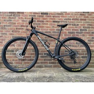 Specialized epic Hardtail 29er Mountain Bike. 2020 Carbon Size