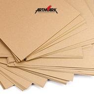 [10sheets] A4/A3 Kraft Papers (120gsm, 130gsm, 160gsm, 180gsm, 200gsm)