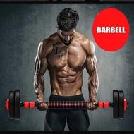 MARK ◈▲Home/Gym 30KG/20KG/10KG Dumbbell Set Biceps Exercise Training Dumbell/Barbell, Adjustable Hand Men