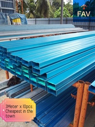[Mid Year 2021 PROMOTION 10%OFF] C Section/Channel 151MM 0.75MM TCT x 3Meter x 10PCS