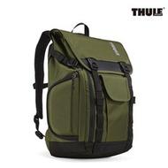 Thule 都樂 Subterra 25L多功能15吋雙肩後背包 TSDP-115草綠色