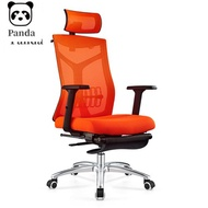 【panda 🐼】SHEEP Ergonomic Chair Computer Chair with Hanger Home Study Chair Reclining Swivel Chair Conference Chair Gaming Chair Lift Office Chair  (Office Chair/Office Chair Base/Kerusi Pejabat)