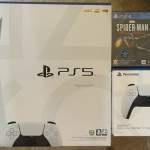 【現貨】SONY PS5 光碟版主機 + PS4 漫威蜘蛛人 + PS5 惡魔靈魂 + PS5 無線控制器