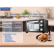 MS18EOV Morries 18L Electric Oven