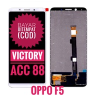 lcd oppo f5 / f5 youth fullset + touchsreen contras main aaa