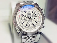 準時鐘錶breitling bentley for bentley 6.75(收購勞力士.ROLEX.二手錶名錶高價收購