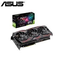 華碩 ASUS ROG Strix GeForce® RTX 2080 SUPER™ A8G GAMING 顯示卡