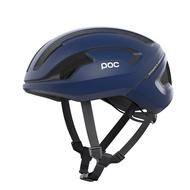 POC Omne Air Spin 安全帽Lead Blue Matt
