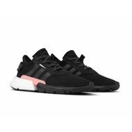 ADIDAS POD S3.1 BOOST 黑白 粉紅 透氣 網布 軟底 慢跑鞋 男鞋 B37447