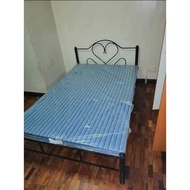 Bed Frame with Uratex Foam (family size) 54x75