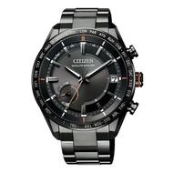 【CITIZEN 星辰】ATTESA限量GPS衛星對時電波鈦金屬三眼腕錶43.5mm(CC3085-51E)