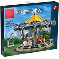 lepin 15036 Carousel lego