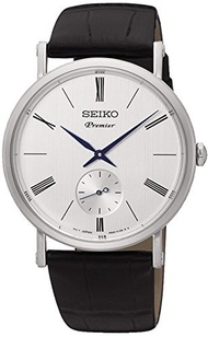 (Seiko) Seiko premier SRK035P1 Mens japanese-quartz watch-