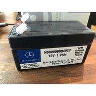 全新賓士Benz W212 E350美規原廠輔助電瓶