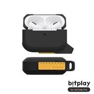 bitplay AirPods Pro 矽膠抗震機能撞色全方位保護套(附可拆掛鉤) 廠商直送 現貨