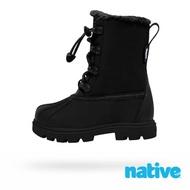 【native】小童鞋 JIMMY 3.0 小獵鴨靴(時尚黑)