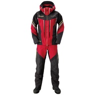 【SHIMANO】NEXUS Gore-tex雨衣套裝 紅 Limited Pro RA-112S