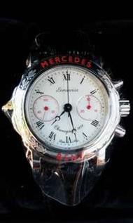 賓士機械錶全球限量版1000隻,編號第1000