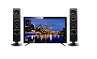 Polytron | 24 T8511 TV LED with Tower Speaker [24 Inch]