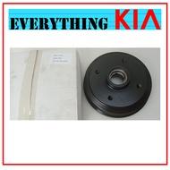Brake Drum Rear, MDA01-26-251, Kia Pride , CD-5, LX, GTX