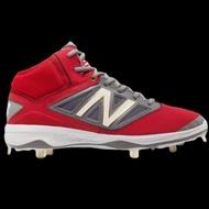 NEW BALANCE棒球釘鞋 壘球釘鞋高筒中筒 MLB職棒 實戰 耐穿 運動 NB釘鞋 球員版 新平衡 NIKE UA