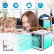 ☆sjmw☆ Air Cooler Fan with Cool Humidify Purify Functions for Office Home Living Room Kitchen Bedroom