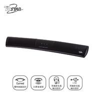 福利品 TCSTAR 2.0 USB曲面環繞多媒體喇叭 TCS2309