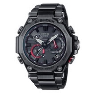 CASIO MTG-B2000BDE-1A 金屬外殼X合碳纖核心 附贈可替換錶帶 藍牙多功能電波錶