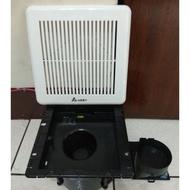 二手 台達電 DC直流排風扇 VFB21AXT4 二段大風量