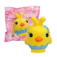 Yellow Chick Squishy Slow Rising Scented Toy Gift Collection