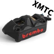 現貨 XMT BREMBO 公司 Brembo 1098 鑄造 一體式 輻射 卡鉗 黑底紅字 100mm 108mm