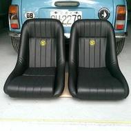 Austin Mini COBRA 桶椅 SPEEDWELL字標版 全新現貨