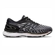 【asics 亞瑟士】Asics Gel-Nimbus 22  2E     男鞋 慢跑 運動 寬楦 輕量 緩衝 黑白(1011A685-100)