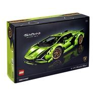 LEGO 42115 動力科技系列 Lamborghini Supercar【必買站】樂高盒組