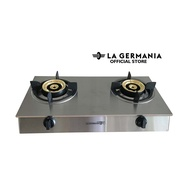 La Germania Stainless Stove G-1000MAX