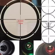 hoot sale reticle teleskop terjamin