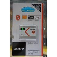 小牛蛙數位 SONY BN1 原電 原廠電池 NP-BN1 原電