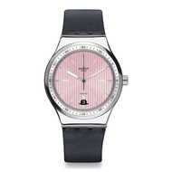 【SWATCH】51號星球 機械錶 SISTEM JERMYN 紳士之路 Hackett聯名錶(42mm)