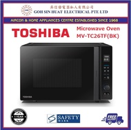 Toshiba MV-TC26TF(BK) Microwave Oven 26L with Air Fryer Function