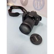 Canon EOS 650D 黑 單眼相機+EFS 18-135MM鏡頭 #二手相機 #漢口店 01533