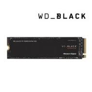 WD 黑標 SN850 2TB NVMe PCIe SSD 固態硬碟