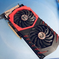 【微星】Radeon™ RX480 GAMING X 8G  二手顯示卡 / 功能正常 / 參考rx580