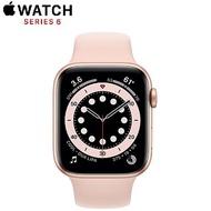 【限時97折】Apple Watch Series6 GPS版 44mm 金色鋁金屬錶殼配淺粉紅色運動錶帶 (M00E3TA/A)(活動)